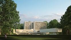 Hotel Liesma Proposal / ARQX Arquitectos + Carlos Lobão