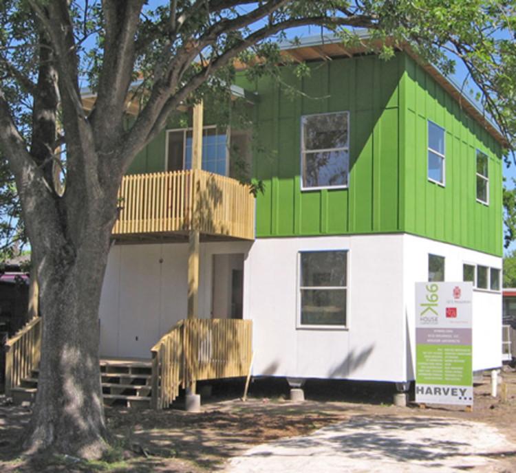 99K House © Rice Design Alliance