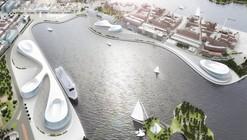Helsinki South Harbor Proposal / Macyauski Research & Design