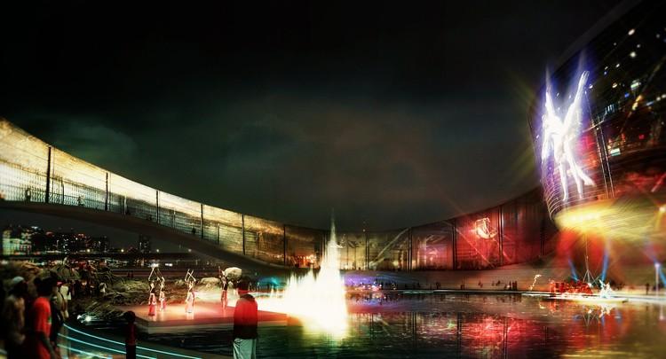 Courtesy of Kubota & Bachmann Architects