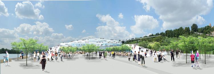 © Sou Fujimoto Architects