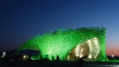 Arquitectura efímera: Arne Quinze en el Burning Man Festival