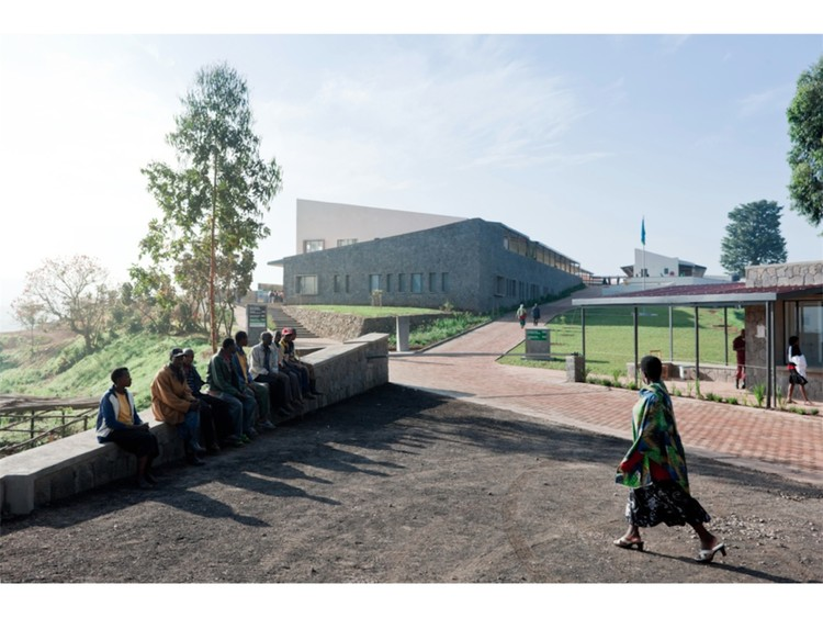 Butaro Hospital, Rwanda / MASS Design Group - Courtesy of Zumtobel Group