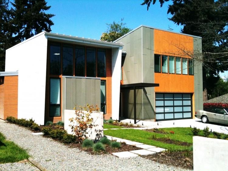Green Concept Home,Courtesy of Modus V Studio Architects