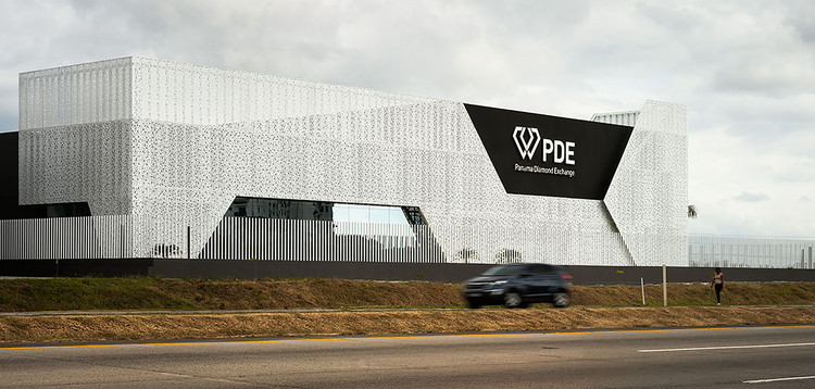 Panama Diamond Exchange / Mallol & Mallol Arquitectos, © Fernando Alda