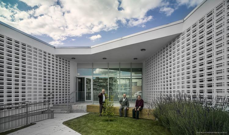 Centro de Atención Personas 3ª edad  / Francisco Gómez Díaz + Baum Lab, © Jesús Granada