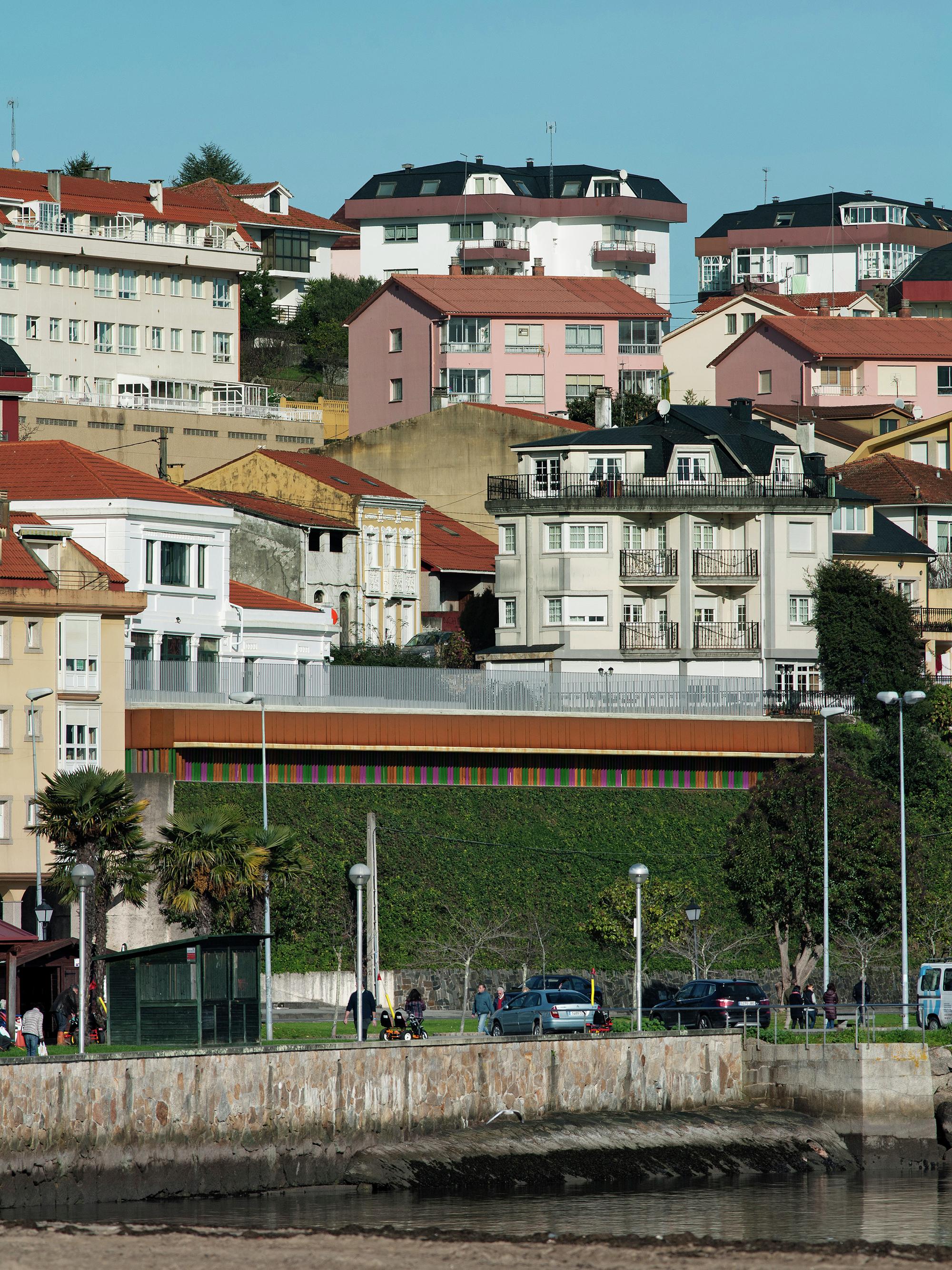 Ceip sada extension building d az y d az arquitectos - Arquitectos ferrol ...