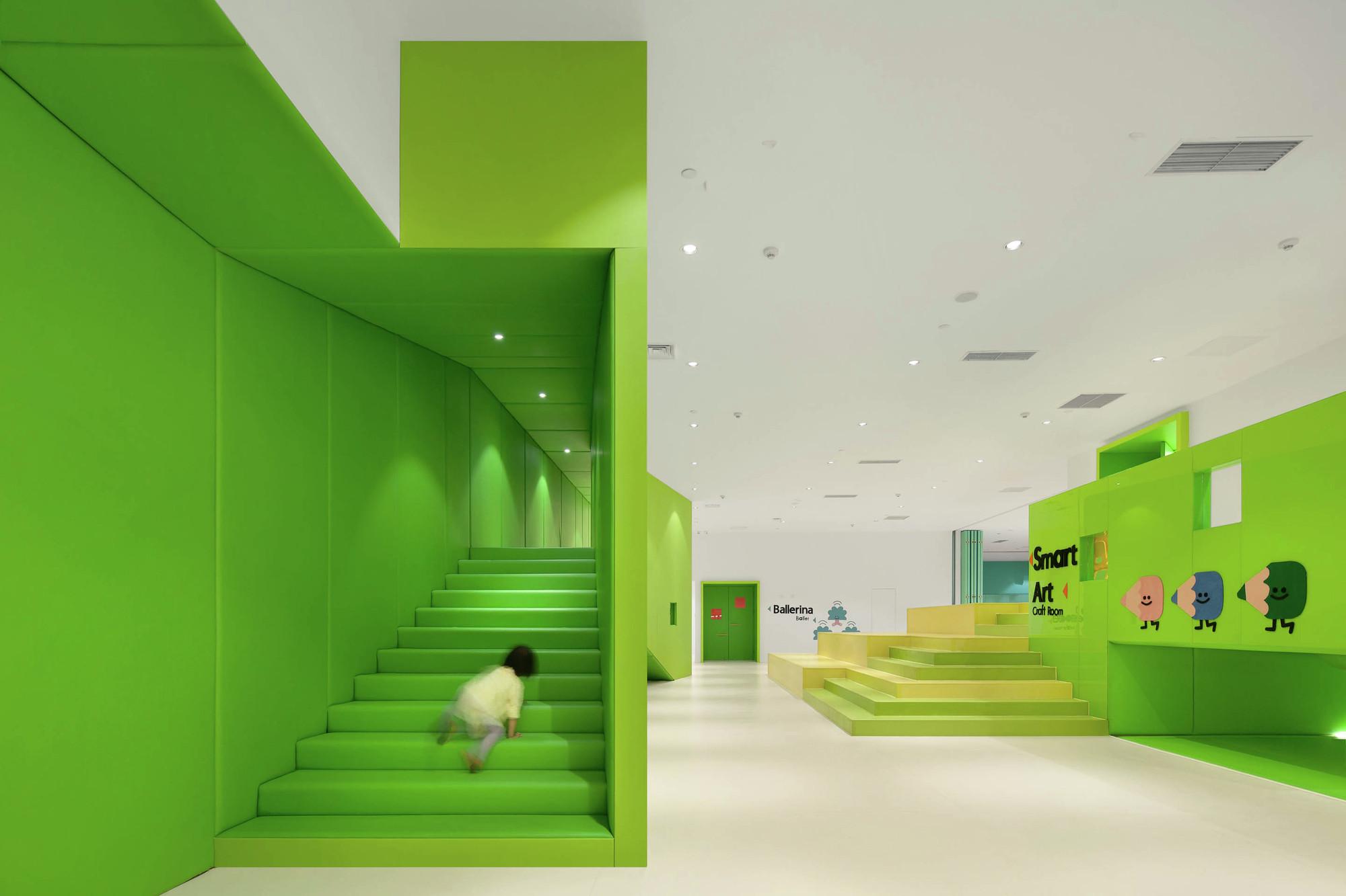 Gallery of Family Box Qingdao / Crossboundaries - 24