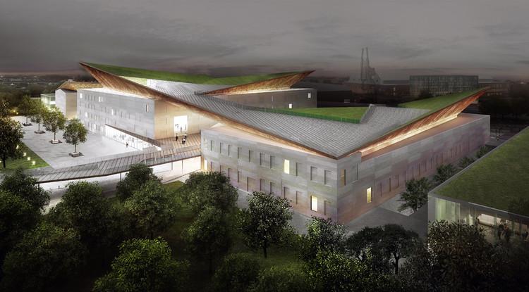 Cortesía de AQSO arquitectos office + CCA