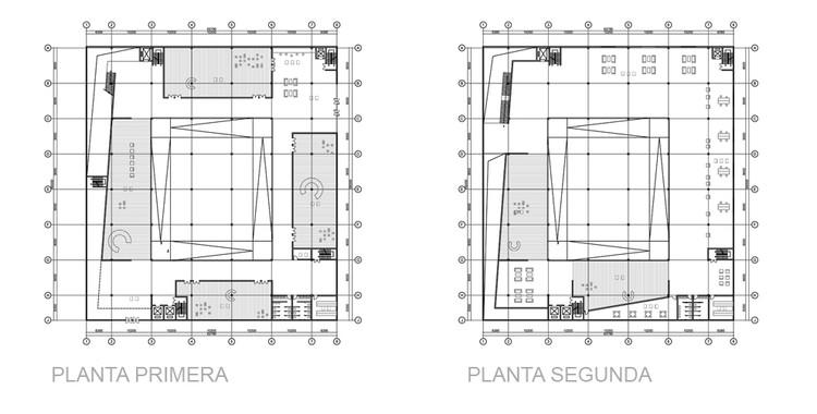 Plantas Nivel +1 / +2