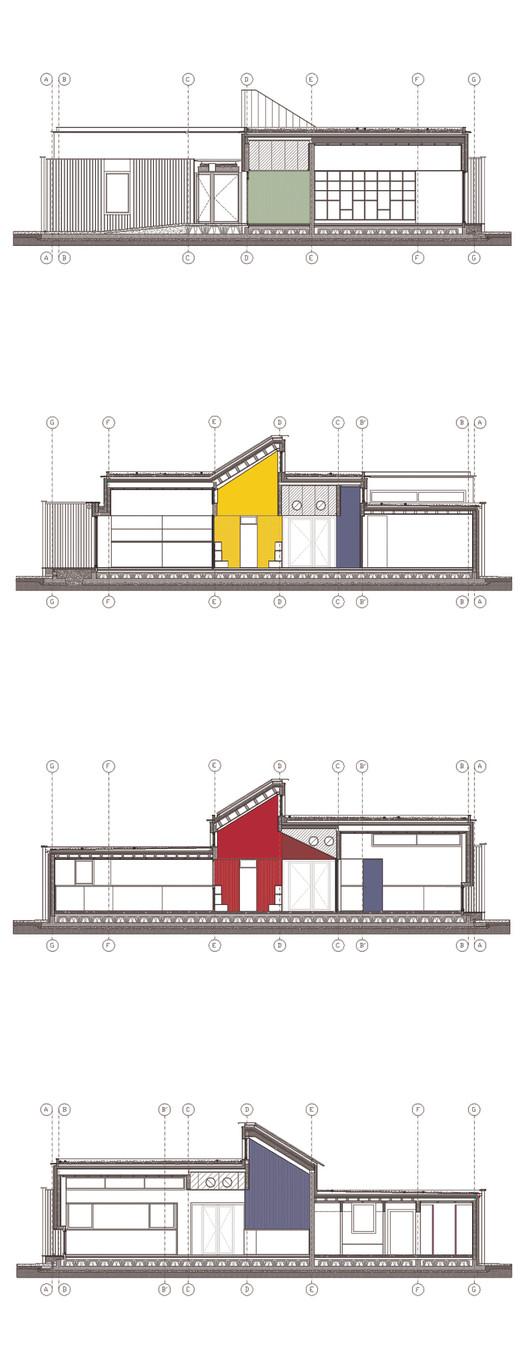 Cortes Transversales © studiomas architetti associati