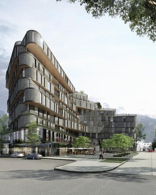 High Park Rojkind Arquitectos Archdaily M Xico