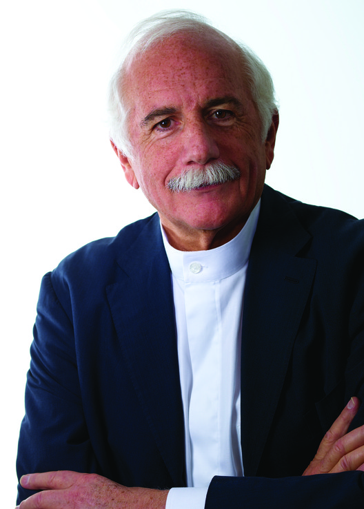 Moshe Safdie, FAIA, NA, 2015 Gold Medal Recipient