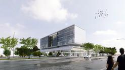1.61 Arquitectos + Jorge Taberna, primer lugar en concurso de la nueva sede del Ministerio de Salud GCABA