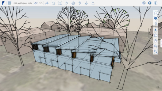 Autodesk's FormIt 360 architectural design tool