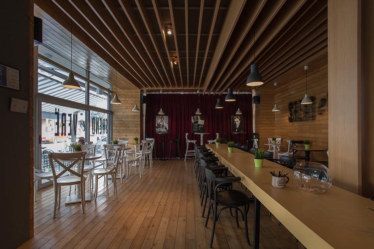 SHENDeVERË Bar  / Besian Mehmeti Architects, © Andrijana Tilic & Besian Mehmeti Architects