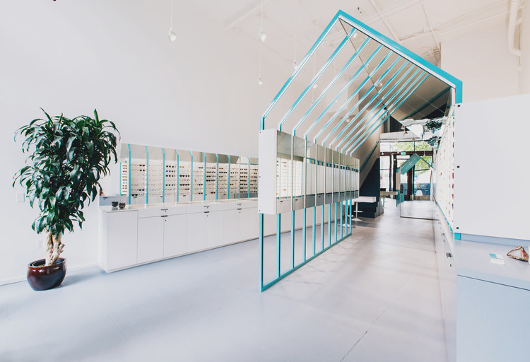 Eye Eye Care and Clinic / Best Practice Architecture, © Rafael Soldi