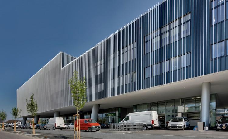 AMAG Autowelt Zurich / Fischer Architekten, © René Duerr