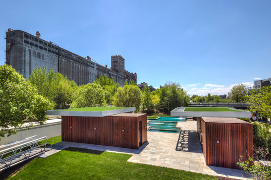 Jardines Bota Bota / MU Architecture