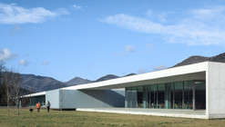 Hospital D'olot i Comarcal / Ramon Sanabria + Francesc Sandalinas