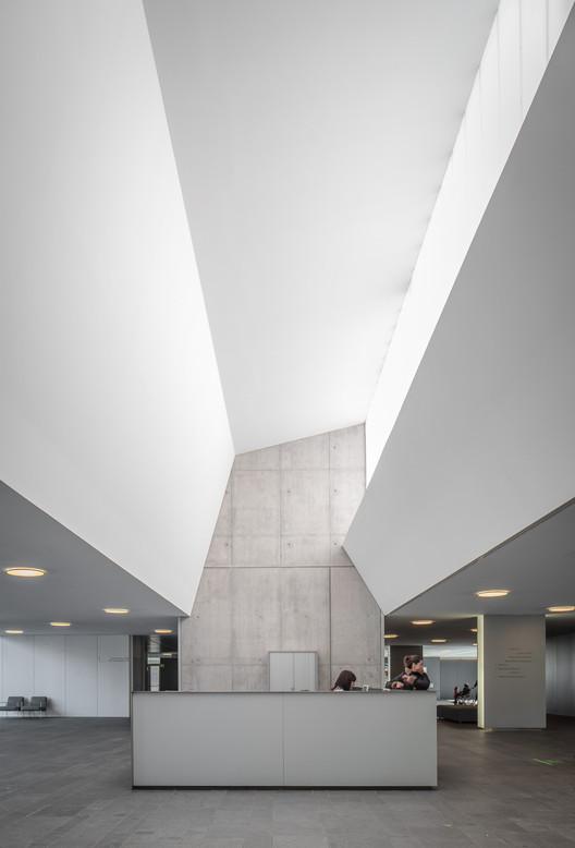 D'olot i Comarcal Hospital / Ramon Sanabria + Francesc Sandalinas, © Jesús Arenas