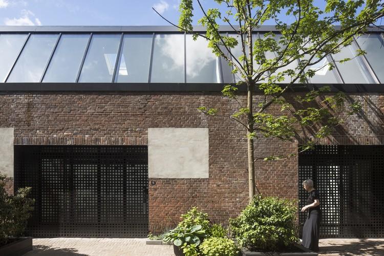 Reconversión Fábrica de Piñones / Ronald Janssen Architects + Donald Osborne Architect, Cortesía de Ronald Janssen Architects + Donald Osborne Architect