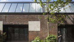 Gearwheel Factory Reconversion / Ronald Janssen Architects + Donald Osborne Architect