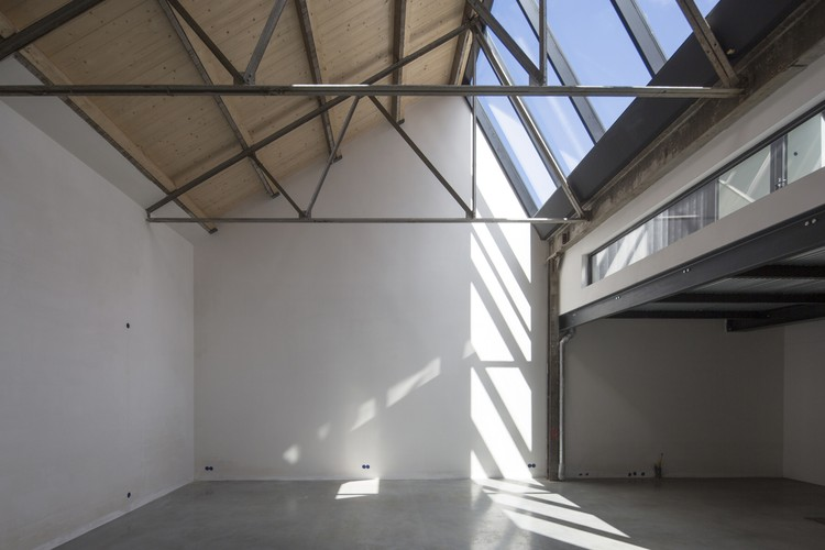 Cortesía de Ronald Janssen Architects + Donald Osborne Architect