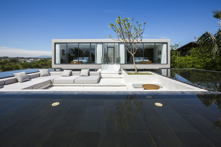 Residencias Naman - Villa B / MIA Design Studio, © Hiroyuki Oki