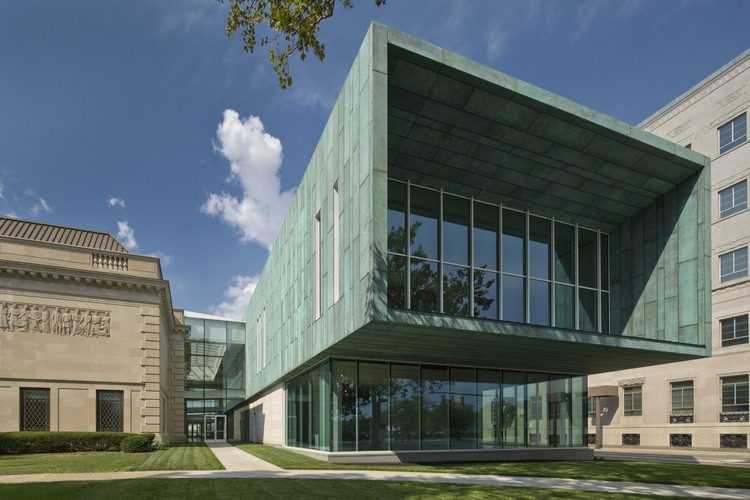 Columbus Museum of Art Expansion and Renovation / DesignGroup, © Brad Feinknopf