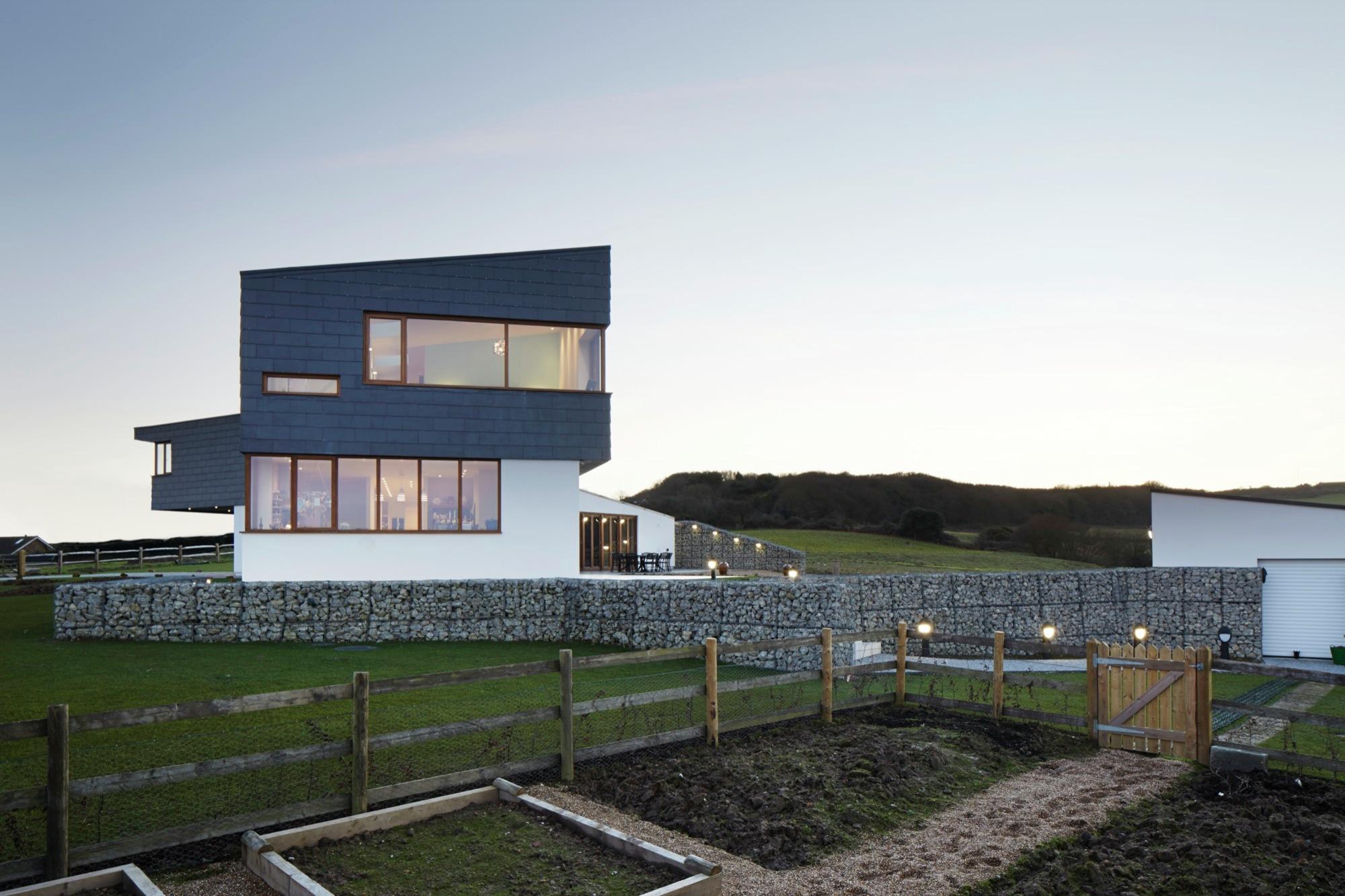 gallery of split house alma nac 13