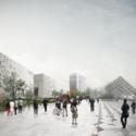 Parque. Image Cortesía de Colectivo 720