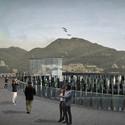 Terraza. Image Cortesía de Célula Arquitectura