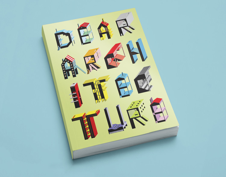 "Blank Space Announces Winners of ""Dear Architecture"" Letter Competition, Courtesy of Blank Space"
