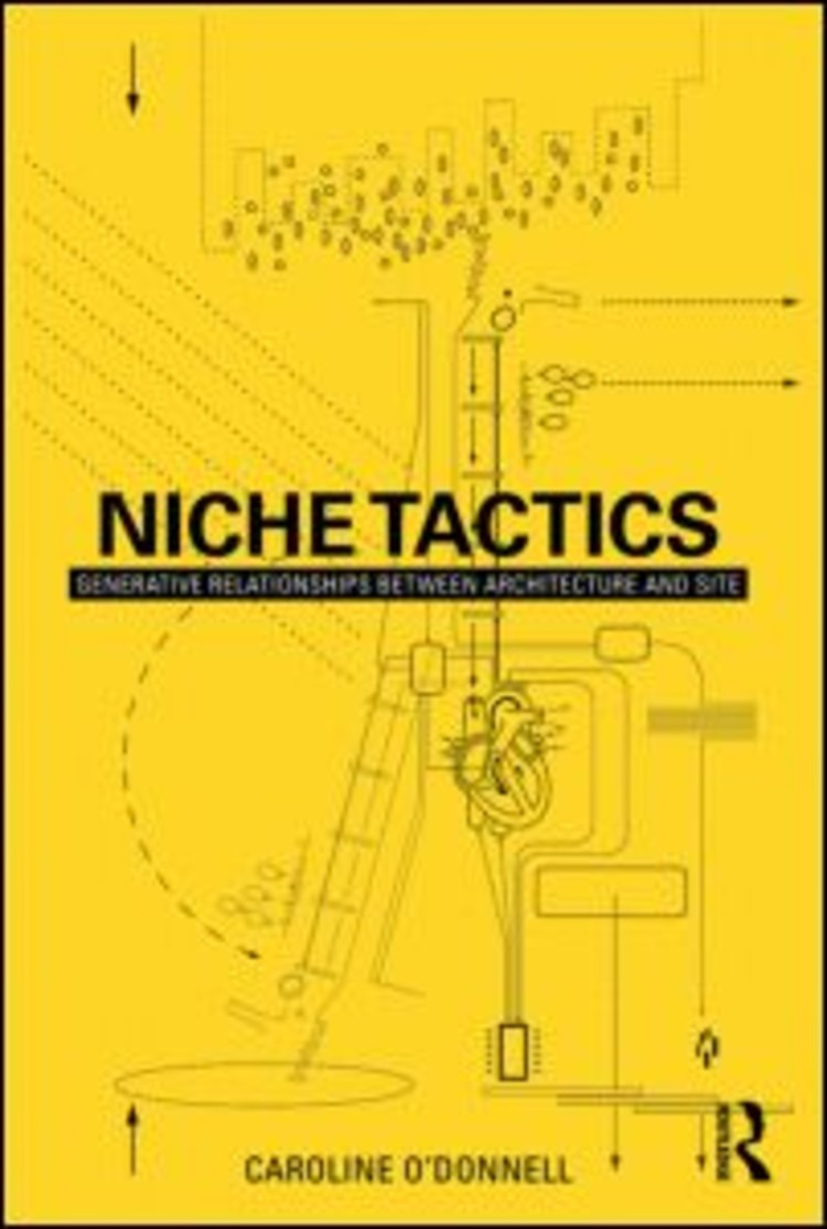 Niche Tactics Book Launch, Niche Tactics Cover
