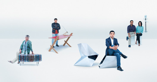 The designers who shaped their designs into prototypes during the first season of GDL. Image Courtesy of Godrej Design Lab