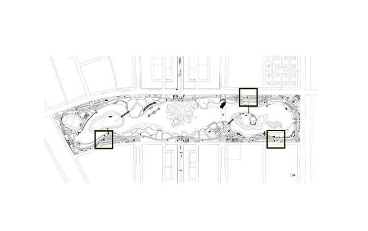 Plano del sitio 2