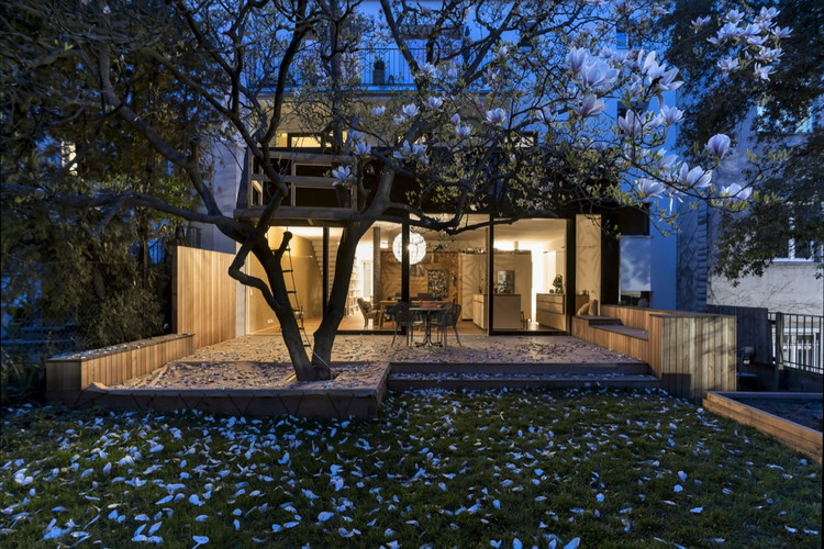 Casa en Viena / bogenfeld Architektur, © Violetta Wakolbinger