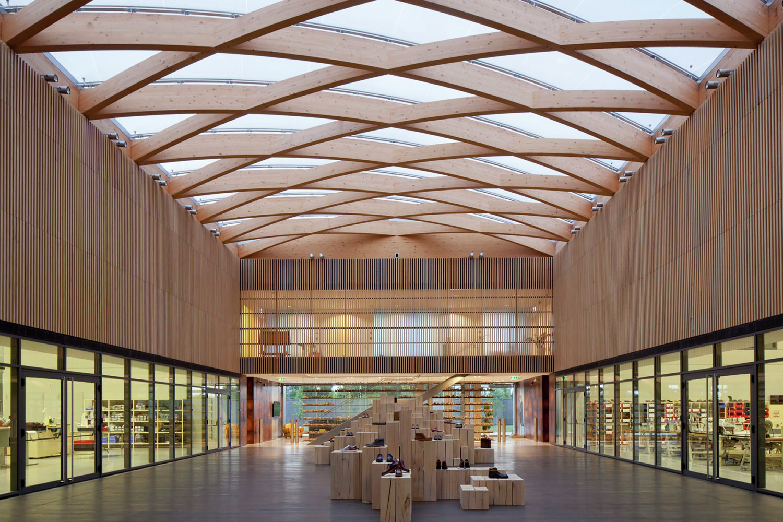 Berluti  Manufacture / Barthélémy Griño Architectes