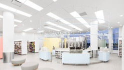 Uniprix Pharmacy and Medical Center / Jean de Lessard Designers Créatifs