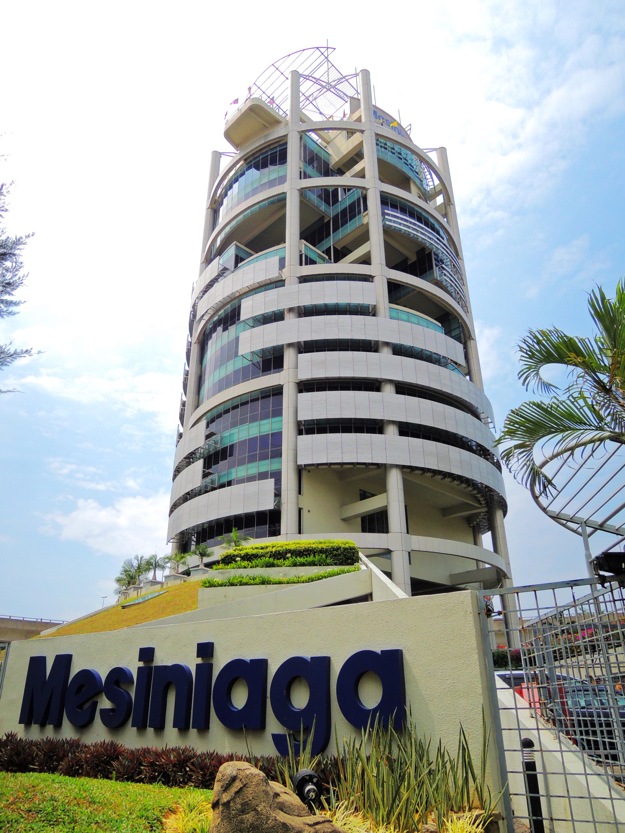 Gallery Of Ad Classics Menara Mesiniaga T R Hamzah