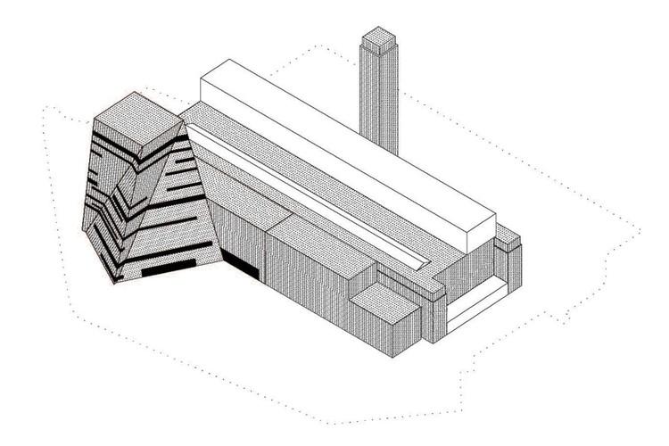 Diagrama. Imagen © Herzog & de Meuron