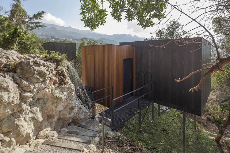 VIVOOD Landscape Hotels / Daniel Mayo, Agustín Marí, Pablo Vázquez, © Jabalístudio