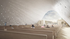 Andrea Maffei Architects' Entry to Cinisi Church Competition is Full of Iconography