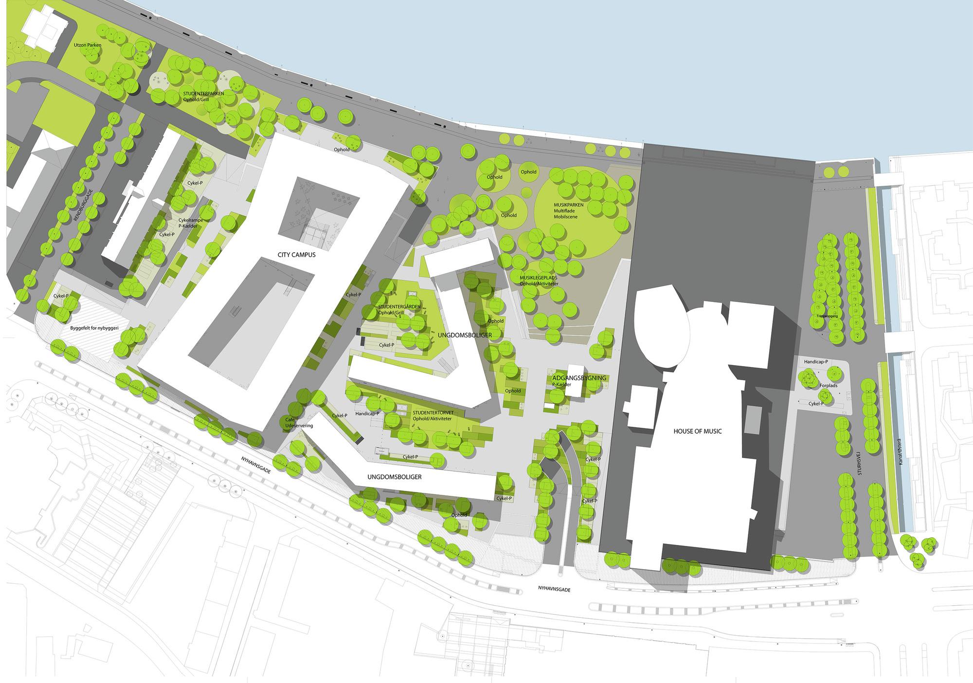 Gallery Of Aalborg Waterfront Phase Ii C F M Ller 15