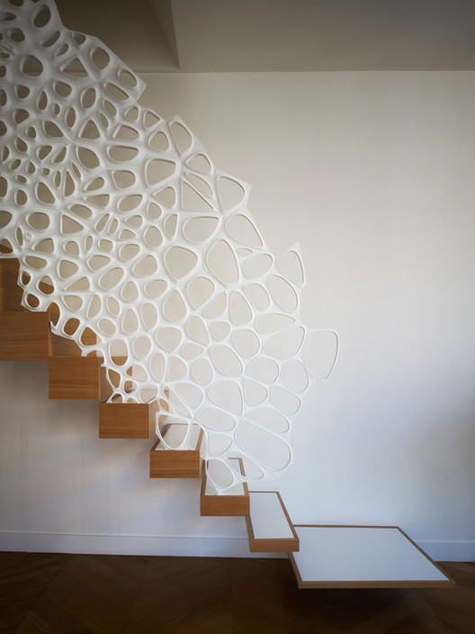The Versatility of Corian, from Countertops to Railings, © Christian Richters