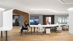 Nuevas oficinas FLASH Entertainment / M+N Architecture