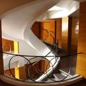 Escalera helicoidal.. Image vía flickr.com