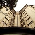 Fachada frontal Edificio Basurto. Image vía cdmxtravel.com