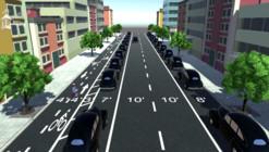 Vídeos: Quatro propostas para transformar vias para automóveis em ciclovias